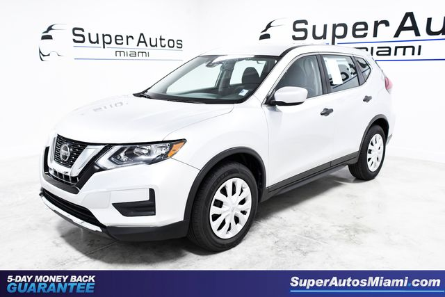 2019 Nissan Rogue S in Doral, FL 33166