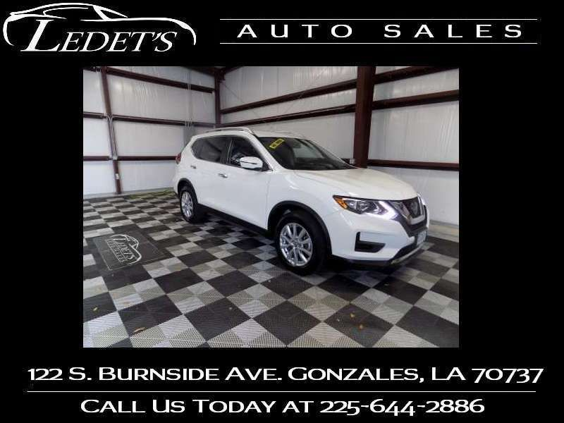 2019 Nissan Rogue SV - Ledet's Auto Sales Gonzales_state_zip in Gonzales Louisiana