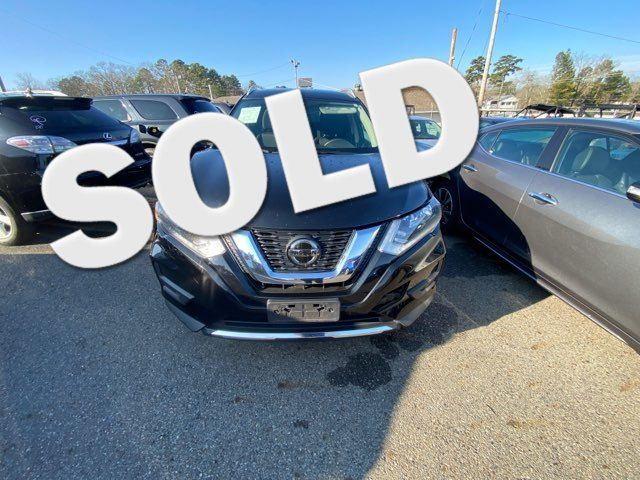 2019 Nissan Rogue SV - John Gibson Auto Sales Hot Springs in Hot Springs Arkansas