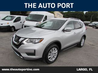 2019 Nissan Rogue SV in Largo, Florida 33773