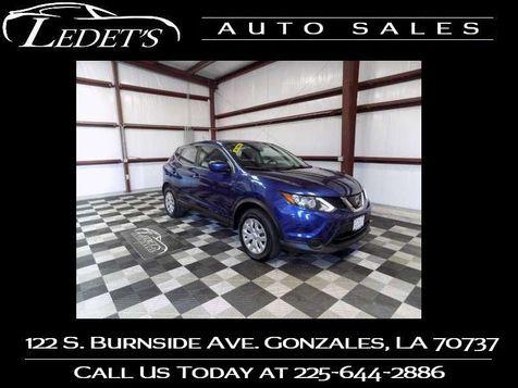 2019 Nissan Rogue Sport S - Ledet's Auto Sales Gonzales_state_zip in Gonzales, Louisiana