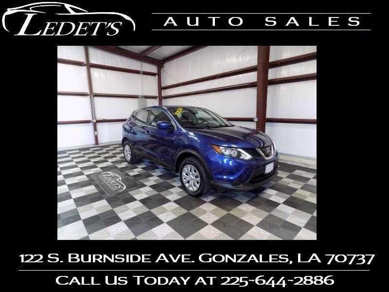 2019 Nissan Rogue Sport S - Ledet's Auto Sales Gonzales_state_zip in Gonzales Louisiana