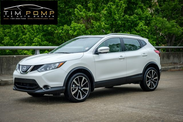 2019 Nissan Rogue Sport SL SUNROOF LEATHER SEATS