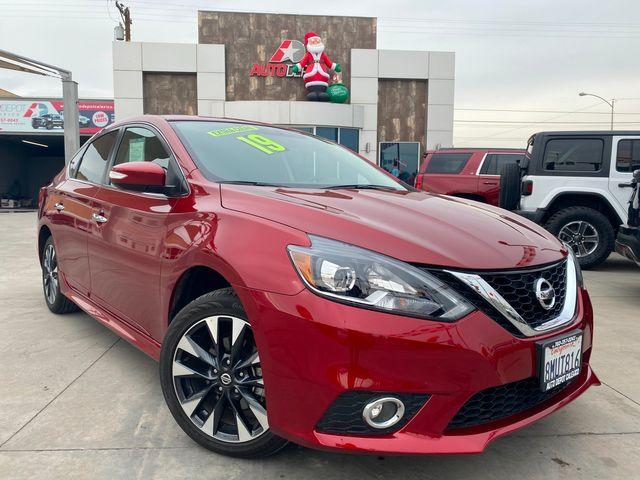 2019 Nissan Sentra SR in Calexico, CA 92231