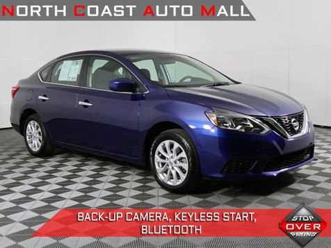 2019 Nissan Sentra SV in Cleveland, Ohio