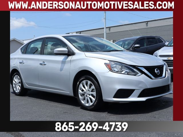 2019 Nissan Sentra SV in Clinton, TN 37716