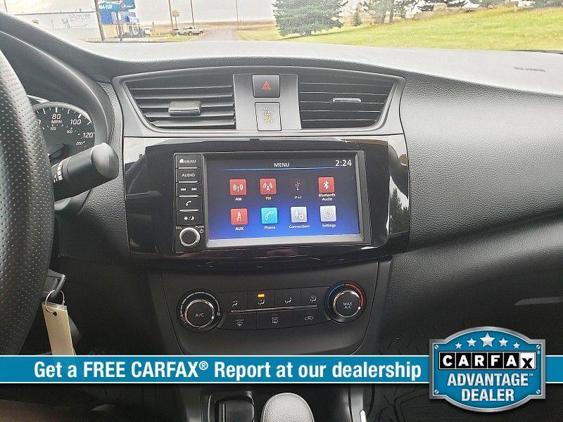 2019 Nissan Sentra 4d Sedan S CVT  city MT  Bleskin Motor Company   in Great Falls, MT