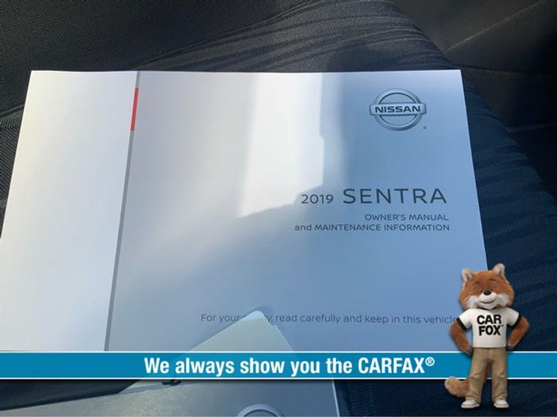 2019 Nissan Sentra SV  city MT  Bleskin Motor Company   in Great Falls, MT