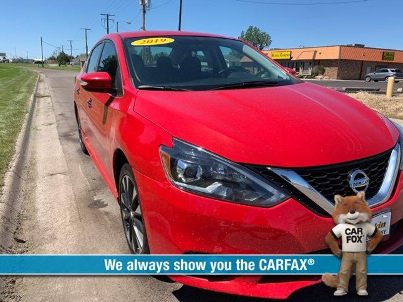 2019 Nissan Sentra SR  city MT  Bleskin Motor Company   in Great Falls, MT