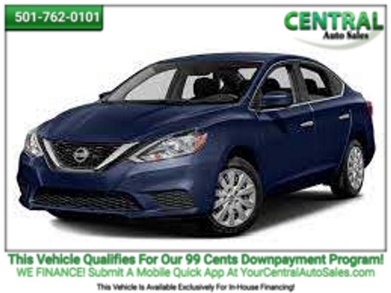 2019 Nissan Sentra S | Hot Springs, AR | Central Auto Sales in Hot Springs AR