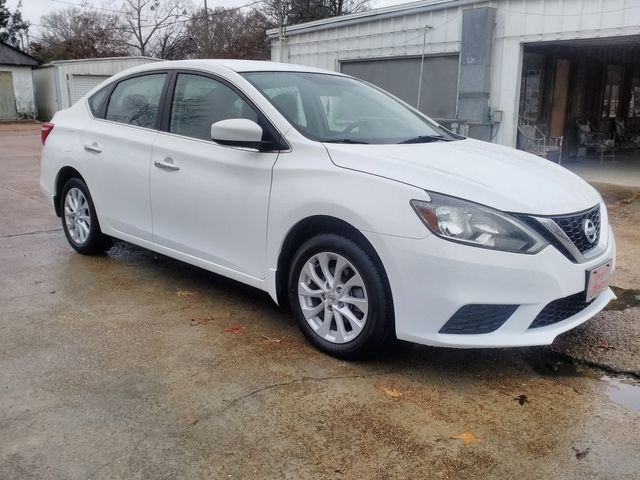 2019 Nissan Sentra SV Houston, Mississippi 1