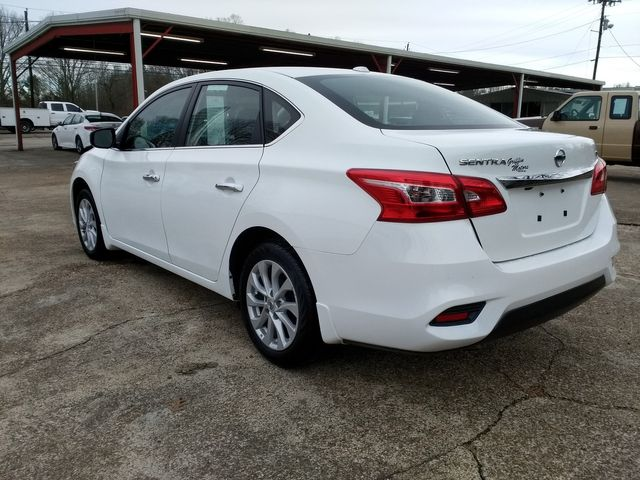 2019 Nissan Sentra SV Houston, Mississippi 4