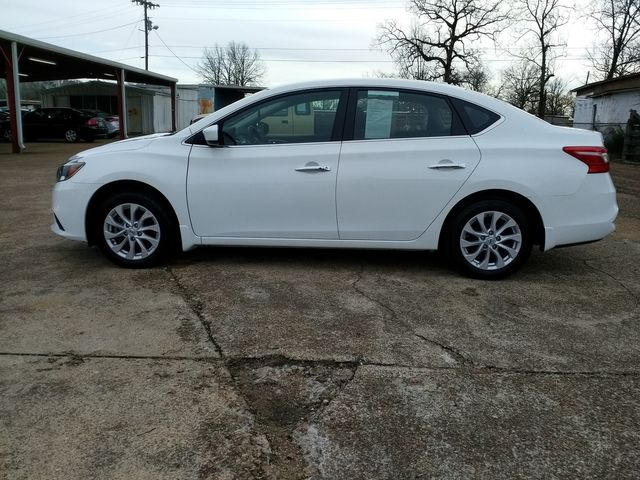 2019 Nissan Sentra SV Houston, Mississippi 2