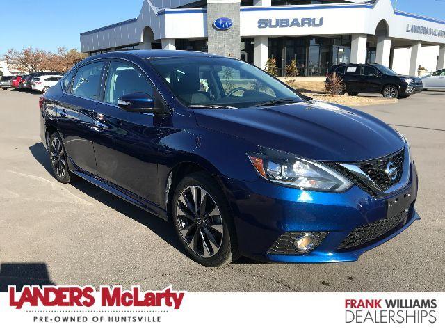 2019 Nissan Sentra SR | Huntsville, Alabama | Landers Mclarty DCJ & Subaru in  Alabama