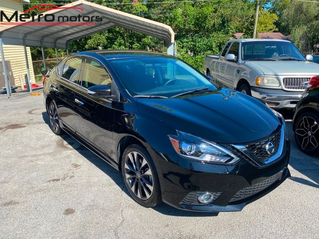 2019 Nissan Sentra SR in Knoxville, Tennessee 37917