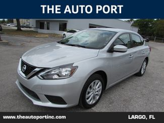 2019 Nissan Sentra SV in Largo, Florida 33773