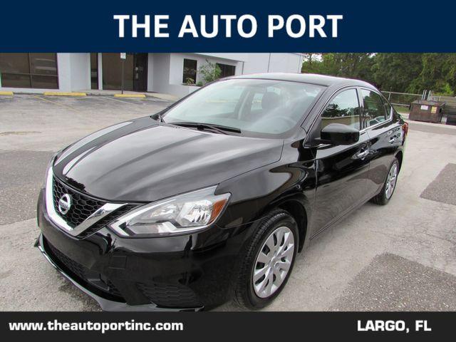 2019 Nissan Sentra S in Largo, Florida 33773