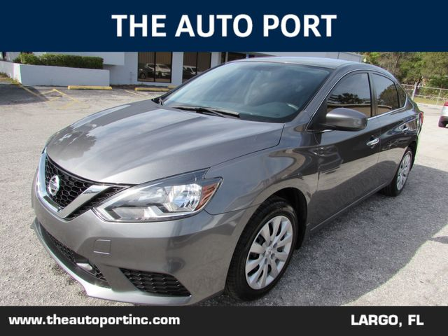 2019 Nissan Sentra S in Largo, Florida 33773