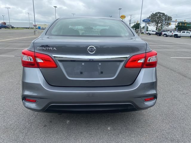 2019 Nissan Sentra S Madison, NC 2