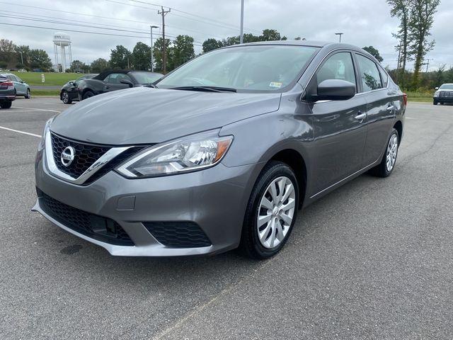 2019 Nissan Sentra S Madison, NC 5
