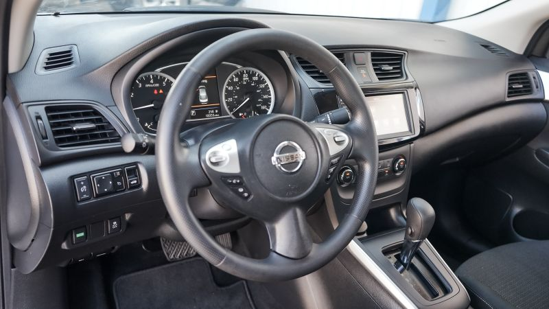 2019 Nissan Sentra S in Rowlett, Texas