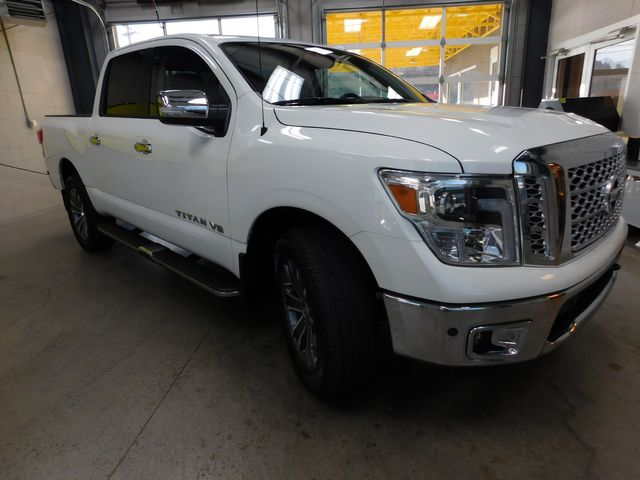 2019 Nissan Titan SL in Airport Motor Mile ( Metro Knoxville ), TN 37777