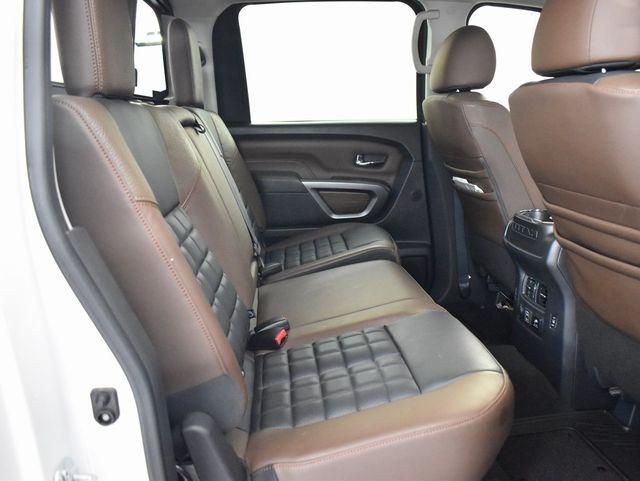2019 Nissan Titan Platinum Reserve in McKinney, Texas 75070