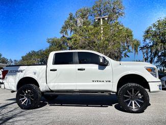 2019 Nissan Titan PRO-4X CREWCAB 4X4 NAV 6 LIFT 22 XD TOYOS  Plant City Florida  Bayshore Automotive   in Plant City, Florida