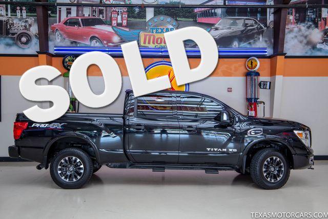 2019 Nissan Titan XD PRO-4X 4x4