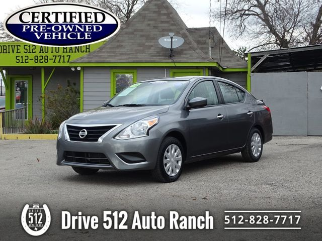 2019 Nissan Versa Sedan SV in Austin, TX 78745