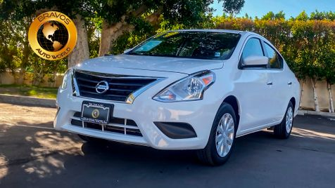 2019 Nissan Versa Sedan SV in cathedral city