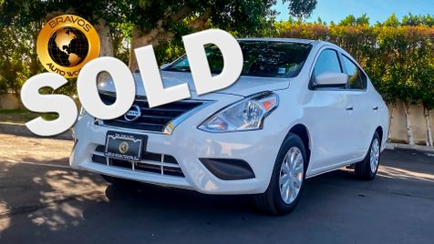 2019 Nissan Versa Sedan SV in cathedral city