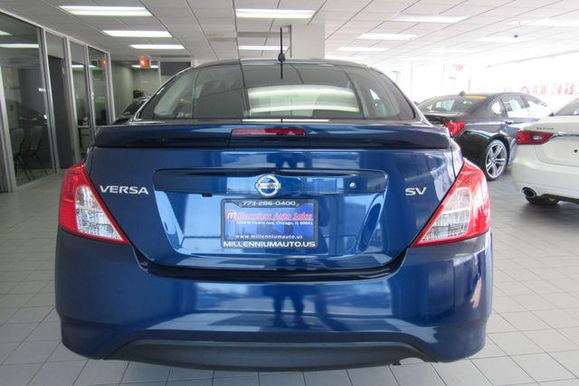 2019 Nissan Versa Sedan SV Chicago, Illinois 3