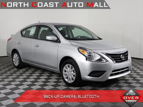 2019 Nissan Versa Sedan SV in Cleveland, Ohio
