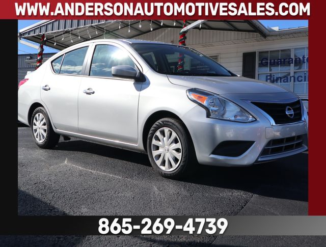 2019 Nissan Versa Sedan SV in Clinton, TN 37716