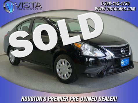 2019 Nissan Versa Sedan S Plus in Houston, Texas