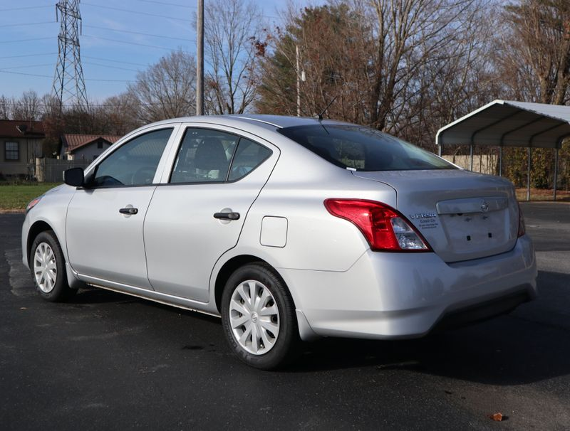 2019 Nissan Versa Sedan S  in Maryville, TN