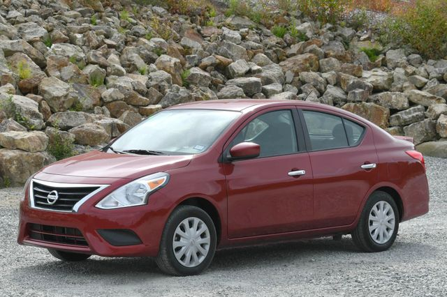 2019 Nissan Versa Sedan SV Naugatuck, Connecticut