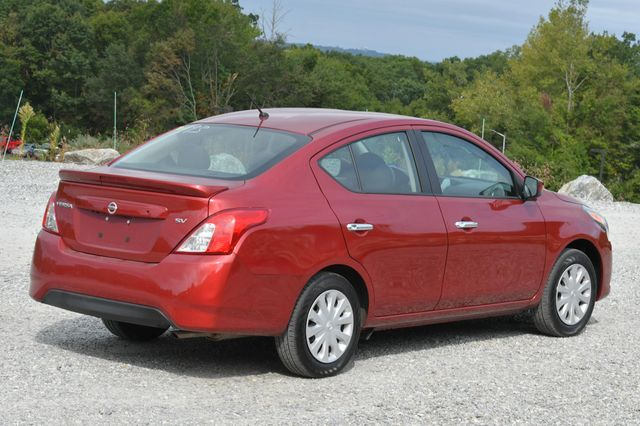 2019 Nissan Versa Sedan SV Naugatuck, Connecticut 4