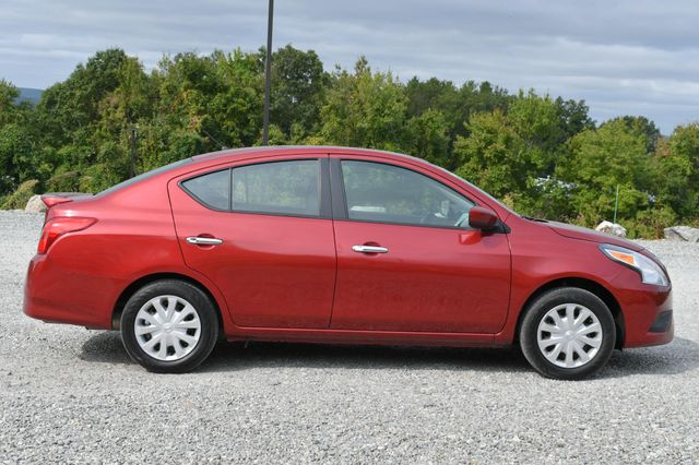 2019 Nissan Versa Sedan SV Naugatuck, Connecticut 5
