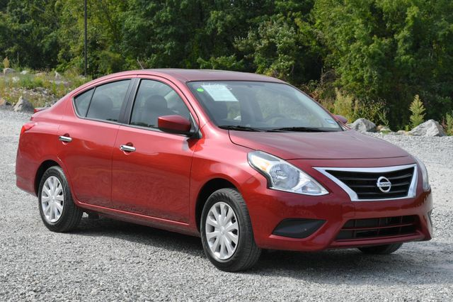 2019 Nissan Versa Sedan SV Naugatuck, Connecticut 6