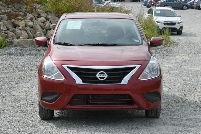 2019 Nissan Versa Sedan SV Naugatuck, Connecticut 7