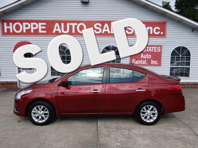 2019 Nissan Versa Sedan SV | Paragould, Arkansas | Hoppe Auto Sales, Inc. in  Arkansas
