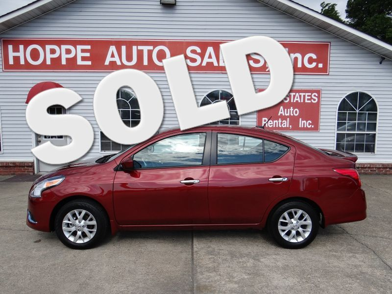 2019 Nissan Versa Sedan SV | Paragould, Arkansas | Hoppe Auto Sales, Inc. in Paragould Arkansas