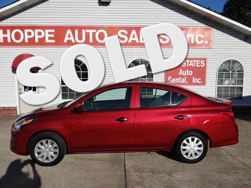 2019 Nissan Versa Sedan S Plus | Paragould, Arkansas | Hoppe Auto Sales, Inc. in Paragould Arkansas