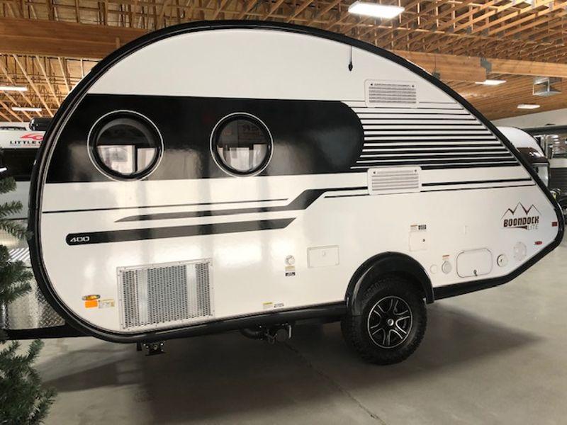 2019 Nu Camp T@B TAB 400 400 Boondock Lite in Mesa, AZ