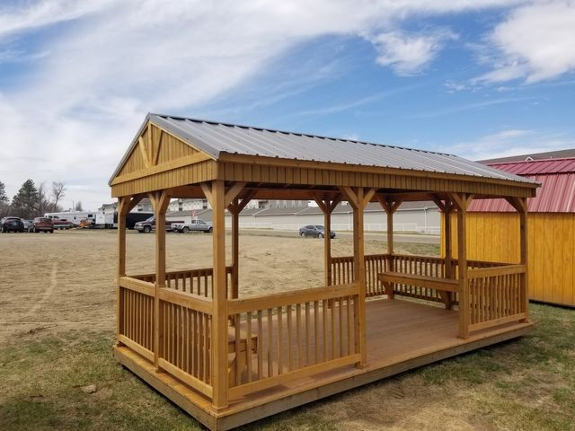 2020 Old Hickory Sheds 10x20 Cabana in Dickinson, ND 58601
