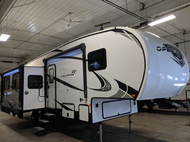2019 Open Range Ultra Lite 2910RL Mandan, North Dakota 1