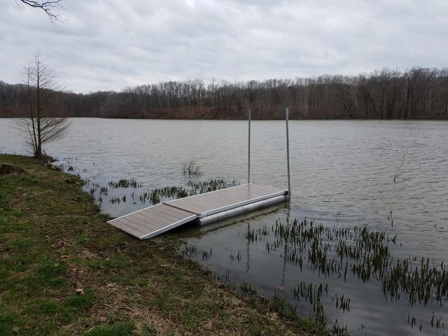2019 Paddle King 10' x 4' FLOATING DOCK KIT in Jackson, MO 63755