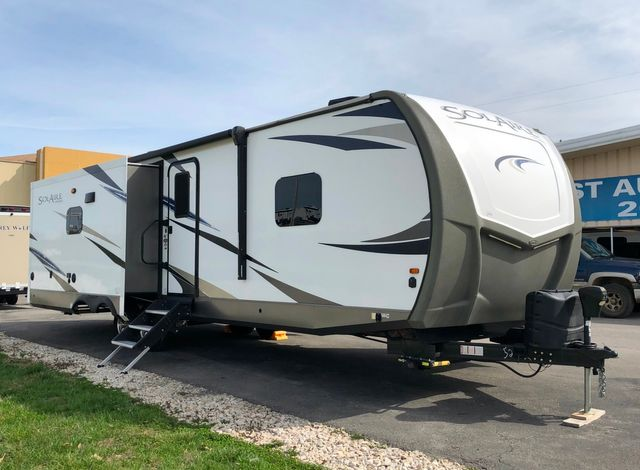 2019 Palomino M-316RLTS SOLAIRE SERIES